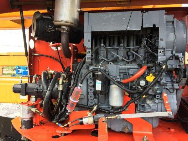 Коленчатый подъемник GENIE Z60/34 RT 4*4