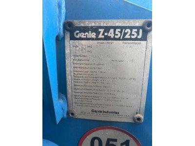 Коленчатый подъемник GENIE Z45/25