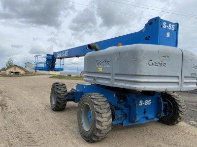 Телескопический подъемник GENIE S85